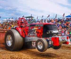 Tractor Pull and Jamboree in Langford, NY: Down-Home Country Weekend